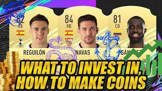 PLAYERS TO INVEST YOUR COINS INTO FOR MORE COINS! HOW TO MAKE COINS FIFA 21 | FIFA 21 ULTIMATE TEAM