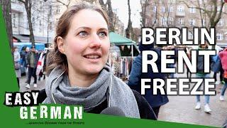 Berlin froze all rents for 5 years! | Easy German 339