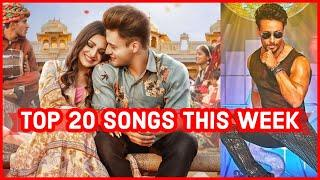 Top 20 Songs This Week Hindi Songs & Punjabi Songs (21 March 2020) | Latest New Songs 2020