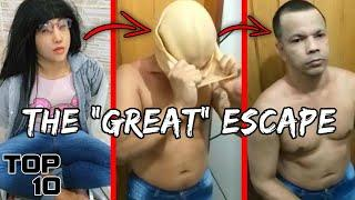 Top 10 Scary Teen Convicts Who Escaped Prison