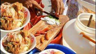 UNIQUE Foods around the World - Best street food / food compilation / TOP food near me / Part - 1076