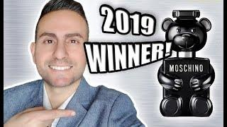 MOST IMPRESSIVE FRAGRANCE OF 2019! | Moschino Toy Boy Review