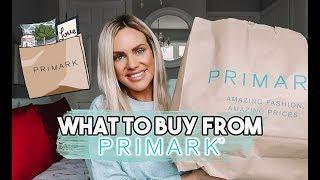 PRIMARK WHAT TO BUY: TOP 10 HOME INTERIORS PRIMARK ITEMS