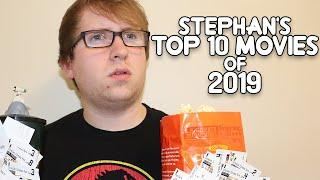 Stephan's Top 10 Movies of 2019