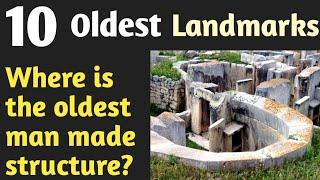Top 10 Oldest Buildings In the World || Unesco World Heritage Sites | The Great History