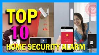 Top 10 Best Home Security Alarm | Best Home Security System