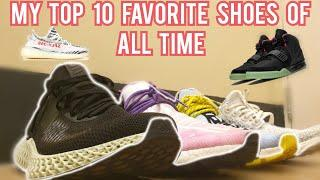 My Top 10 FAVORITE SHOES of ALL TIME!!