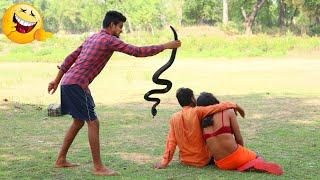 Must Watch New Funny Comedy Videos 2020_Very Funny Video_Try Not To Laugh | Found2funny | F2F