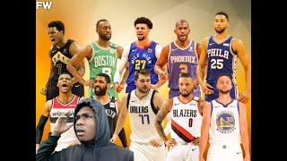 OFFICIAL Top 10 Point Guards In The NBA Right Now...[REACTION]