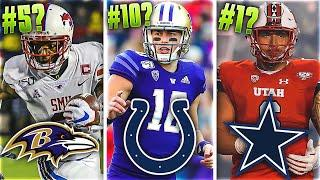 Ranking The Best HIDDEN GEMS From The 2020 NFL Draft