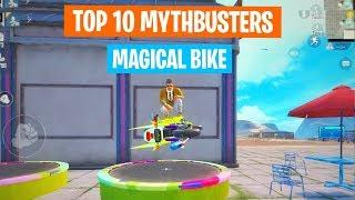 Top 10 Mythbusters in PUBG MOBILE   PUBG myths part - 6
