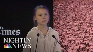NBC Nightly News Broadcast (Full) - January 21st, 2020 | NBC Nightly News