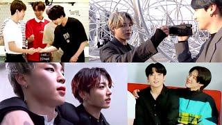 """JUNGKOOK & HIS SOFT SIDE WHEN IT COMES TO JIMIN + New moments in """"Never Not"""" 200426-200502"""