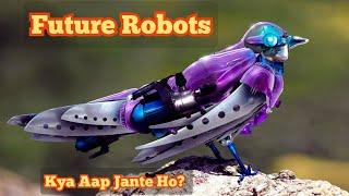 Advanced & Futuristic Animal Robots Top 10 | HINDI | Information Stream | General knowledge | Facts