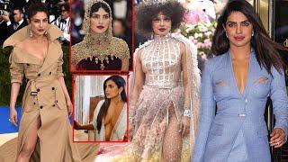 प्रियंका चोपड़ा की 10 भद्दी और बेहद गंदी ड्रेस जो हुई थी वायरल | Top 10 Priyanka Chopra Weird Dress