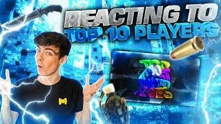 TOP 10 RANKED PLAYERS in COD Mobile Reaction (I DISAGREE WITH THIS LIST)