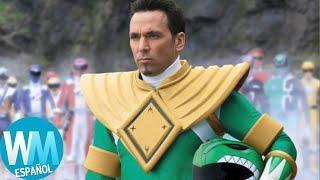¡Top 10 RANGERS VERDES De Los Power Rangers!