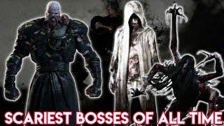 TOP 10 Scariest & Creepiest Bosses Of All Time | @Series X