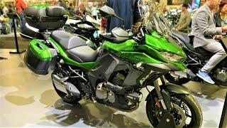 New Adventure Touring Motorcycles Of 2020