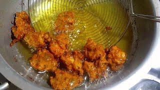 Easy chicken pakora.street style pakora. unique style crispy chicken pakora. New & improved recipe.