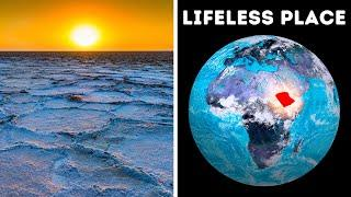 A Place on Earth Where No Life Exists