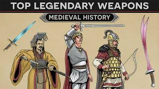 Legendary Weapons and War Magic of Medieval History DOCUMENTARY