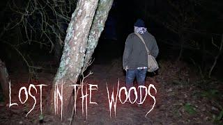 WARNING DO NOT ENTER THIS HAUNTED FOREST AT NIGHT!!!