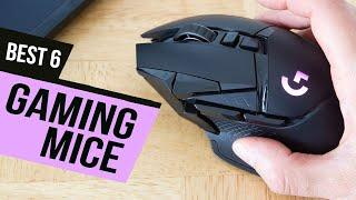 TOP 6: BEST Gaming Mice [2021] | For Big Hands & Small Hands