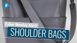 Cyber Monday Alert: Save Big On Top Women Shoulder Bags Now Live On Amazon Cyber Monday