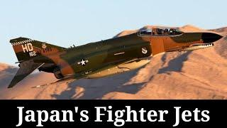 Top 6 Best Japanese Fighter Jets 2020 ll Japan Air Self-Defense Force ll Japanese Air Force