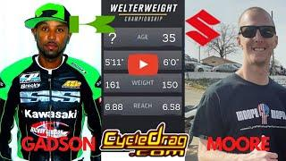 VOTE NOW! WHO WILL WIN THE EPIC 2020 ZX10R vs. GSXR1000 STREET TIRE DRAG RACE? GADSON VS MOORE!