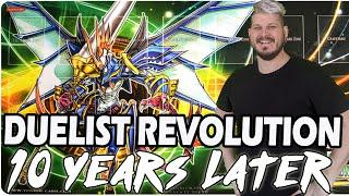 The TOP 10 Cards from Duelist Revolution - 10 Year Anniversary