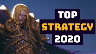 Top 10 UPCOMING Strategy Games For 2020