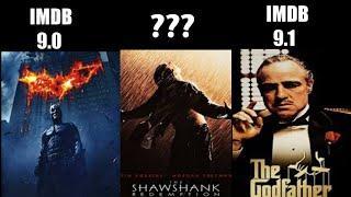 Top 10 Highest IMDB Rating Movies Of All Time - Movie Loop