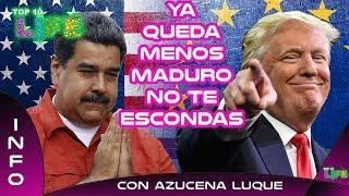 El régimen de Maduro desesperado