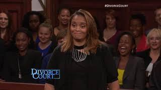 Classic Divorce Court: Kiss Me Through The Phone