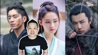 The Wolf's producer on her three leads / Top 10 Chinese dramas and actors atm 12.06.2020