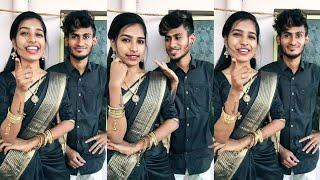 Cute Tik Tok Couples | Love & Relationship Goals | Most Beautiful Tamil Couples #3