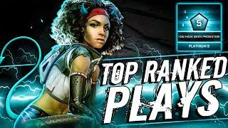 Top Ranked Plays Of Season 1 - Rogue Company Ranked Gameplay (Platinum 5)
