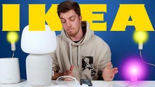 IKEA : JE TESTE LEURS LAMPES CONNECTÉES