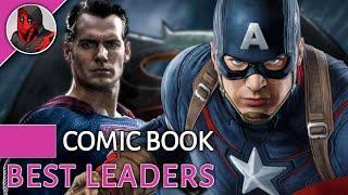 Top 10 Best Comic Book Leaders    Explained in Hindi    SUPER NERD