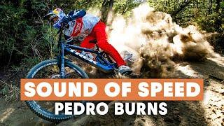 Raw MTB: Pedro Burns Hammering Through The Streets of Chile | Sound Of Speed