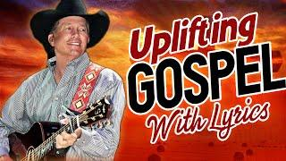Top 100 Old Country Gospel Songs Of All Time With Lyrics -  Uplifting Classic Country Songs Playlist