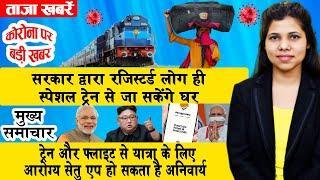 Latest evening news of india Corona cases in india,Pm Modi, Covid19,Red zone,Orange zone,Green Zone