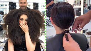 Short Haircuts Trends For Summer | Best Women Hairstyles & Color Transformations | Top Bob Haircuts
