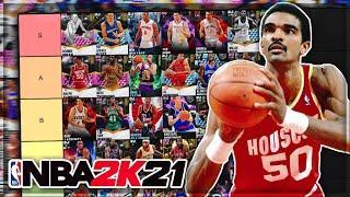 RANKING THE BEST CENTERS IN NBA 2K21 MyTEAM!! (Tier List)