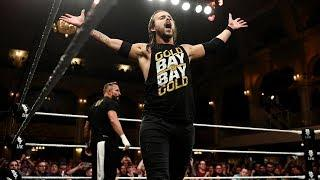 NXT battles NXT UK tonight at WWE Worlds Collide