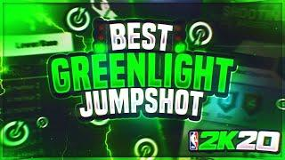 *NEW* THE BEST JUMPSHOT ON NBA 2K20. BEST GREEN AND FASTEST JUMPSHOT ON NBA 2K20. BEST JUMPSHOT!