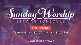 COP Worship Service Sunday 10AM  May 3, 2020