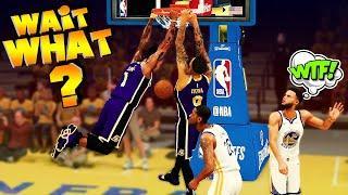 NBA 2K20 FAIL Compilation